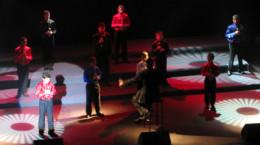 Concierto de The Miami Boys Choir en Chile en beneficio de Bomba Israel