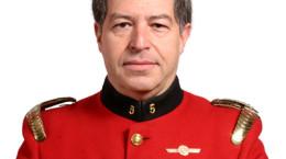 Nuevo director de Bomba Israel Alejandro Brady