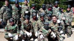 Guardia Nocturna de la Brigada Juvenil de la Bomba Israel