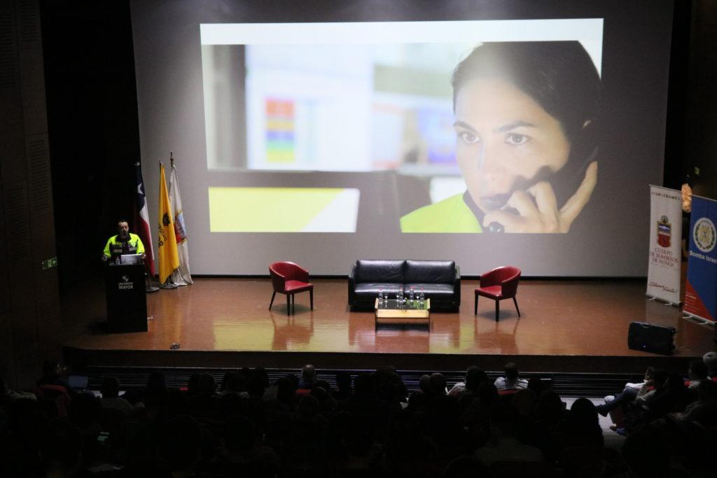 Seminario de Trauma y Rescate organizado por Bomba Israel